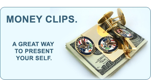 Custom Money Clips