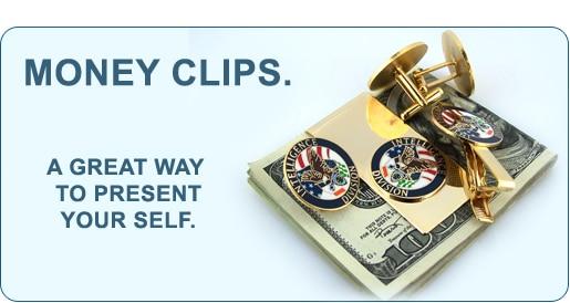 Custom Money Clips