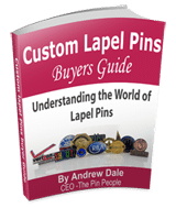 Custom Lapel Pin Guide Ebook