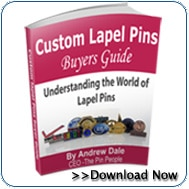 Custom Lapel Pins Buyers Guide