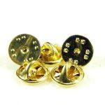 Metal Butterfly Clutch - Lapel Pin Backs