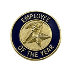 Employee Recognition Pins