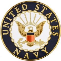 Navy Lapel Pins