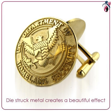 Example of Die Struck