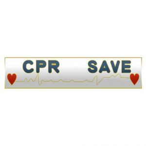 CPR SAVE – Citation Bar Medal