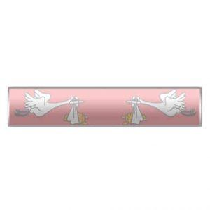 Stork Delivery Bar – Pink