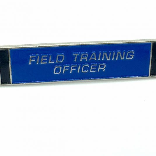 Field Training Officer Citation Bar