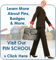 Learn more about Lapel Pins at Pin School