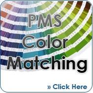 PMS Color Matching - Lapel Pin Colors
