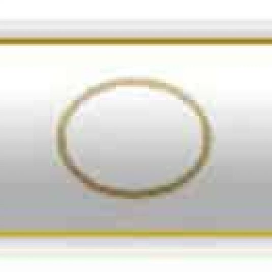White With Cutout Citation Bar