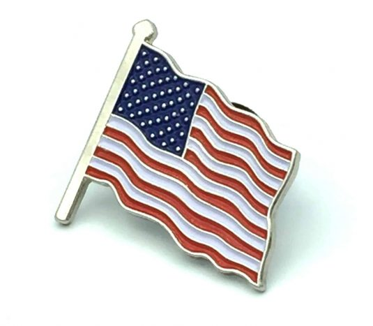 USA American Waving Flag